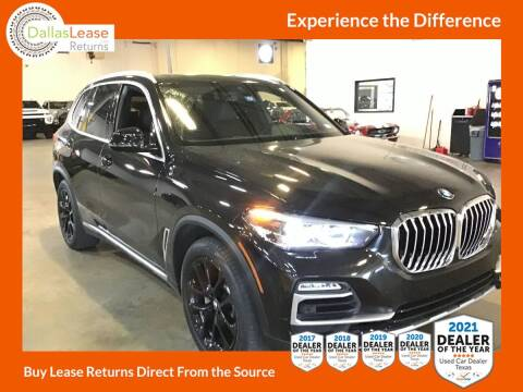 2019 BMW X5 for sale at Dallas Auto Finance in Dallas TX