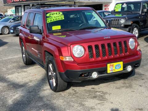 2013 Jeep Patriot for sale at Milford Auto Mall in Milford MA
