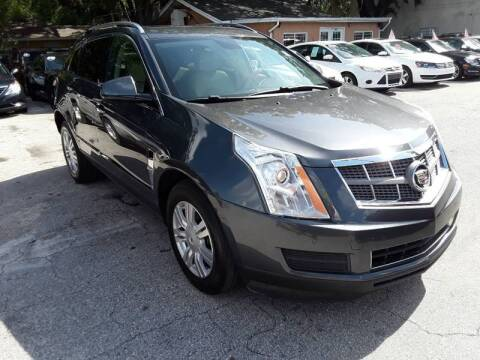 2010 Cadillac SRX for sale at Gold Motors Auto Group Inc in Tampa FL