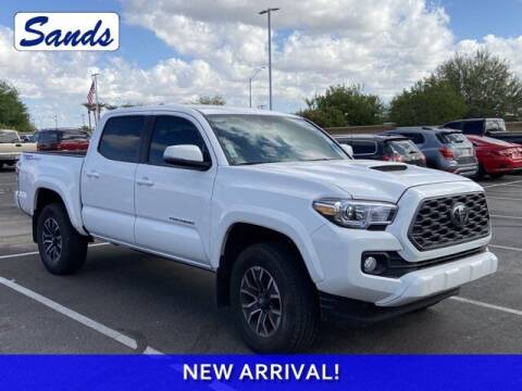 2021 Toyota Tacoma for sale at Sands Chevrolet in Surprise AZ