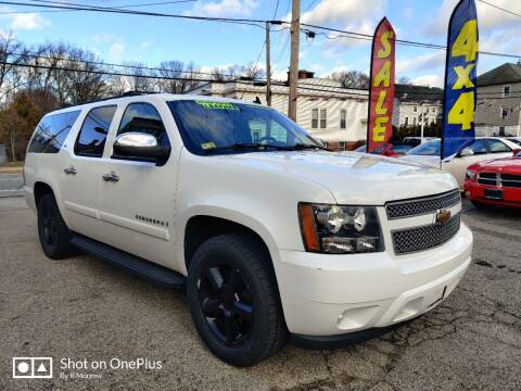 2007 Chevrolet Suburban for sale at Porcelli Auto Sales in West Warwick RI