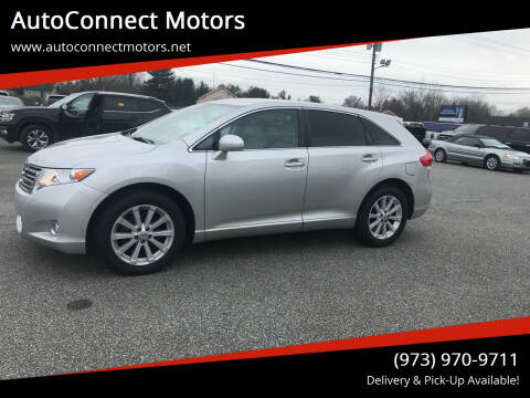 2011 Toyota Venza for sale at AutoConnect Motors in Kenvil NJ