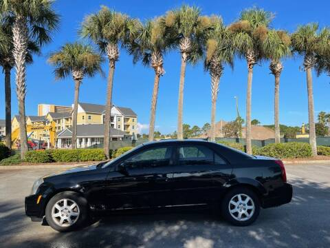 2007 Cadillac CTS for sale at Gulf Financial Solutions Inc DBA GFS Autos in Panama City Beach FL