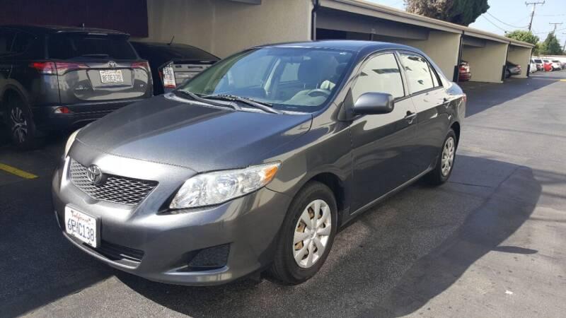 2009 Toyota Corolla for sale at Ammari Motors, LLC in Gardena CA