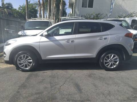 2018 Hyundai Tucson for sale at Western Motors Inc in Los Angeles CA