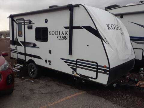 2020 Dutchmen Kodiak Cub for sale at Sunset Auto Body in Sunset UT