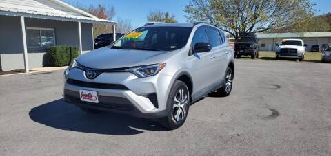 2017 Toyota RAV4 for sale at Jacks Auto Sales in Mountain Home AR