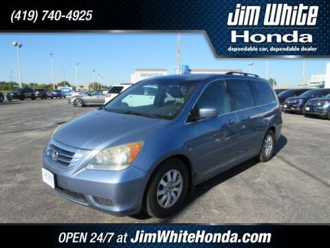 2009 Honda Odyssey for sale at The Credit Miracle Network Team at Jim White Honda in Maumee OH