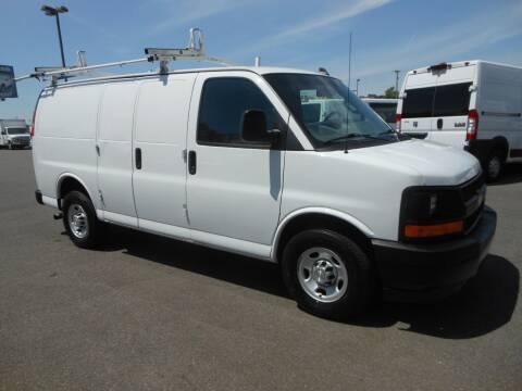 2017 Chevrolet Express Cargo for sale at Benton Truck Sales - Cargo Vans in Benton AR