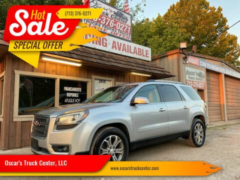 2014 GMC Acadia for sale at Oscar's Truck Center, LLC in Houston TX