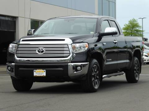 2016 Toyota Tundra for sale at Loudoun Motor Cars in Chantilly VA
