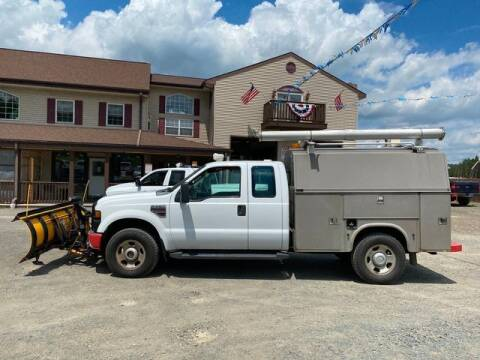2008 Ford F-350 Super Duty for sale at Upstate Auto Sales Inc. in Pittstown NY