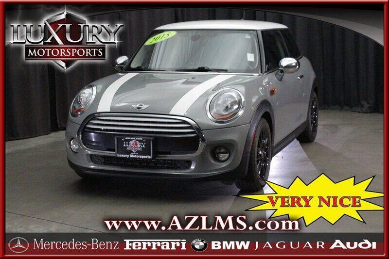 2015 MINI Hardtop 2 Door for sale at Luxury Motorsports in Phoenix AZ