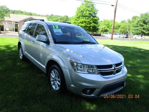 2013 Dodge Journey for sale at Euro Asian Cars in Knoxville TN