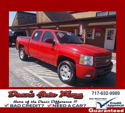 2013 Chevrolet Silverado 1500 for sale at Dean's Auto Plaza in Hanover PA