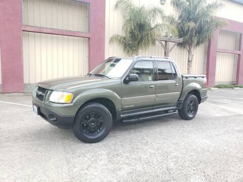 2002 Ford Explorer Sport Trac for sale at JJ's Auto Sales in Salinas CA