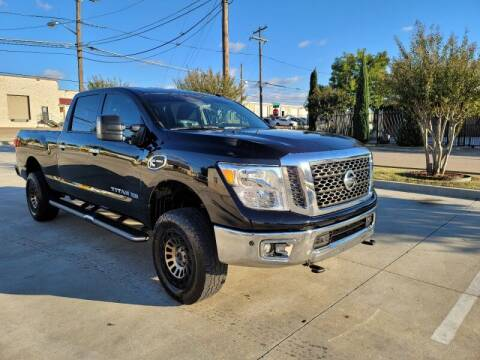 2017 Nissan Titan XD for sale at A & J Enterprises in Dallas TX