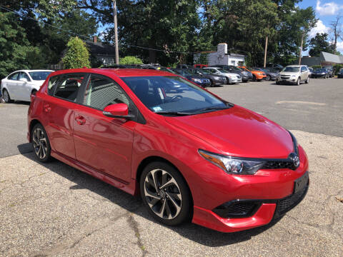 2017 Toyota Corolla iM for sale at Chris Auto Sales in Springfield MA