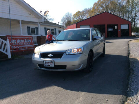 2006 Chevrolet Malibu for sale at Ace Auto Sales - $1000 DOWN PAYMENTS in Fyffe AL