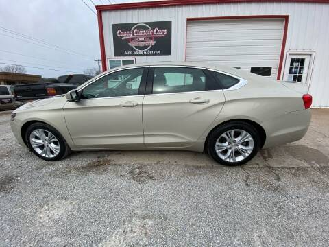 2014 Chevrolet Impala for sale at Casey Classic Cars in Casey IL
