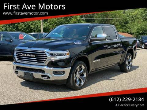 2019 RAM Ram Pickup 1500 for sale at First Ave Motors in Shakopee MN