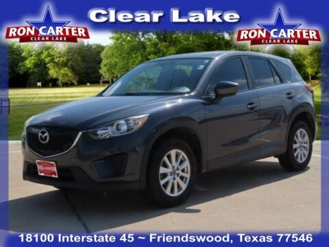 2013 Mazda CX-5 for sale at Ron Carter  Clear Lake Used Cars in Houston TX