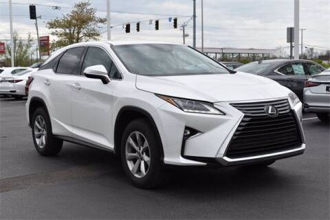 2019 Lexus RX 350 for sale at BOB ROHRMAN FORT WAYNE TOYOTA in Fort Wayne IN