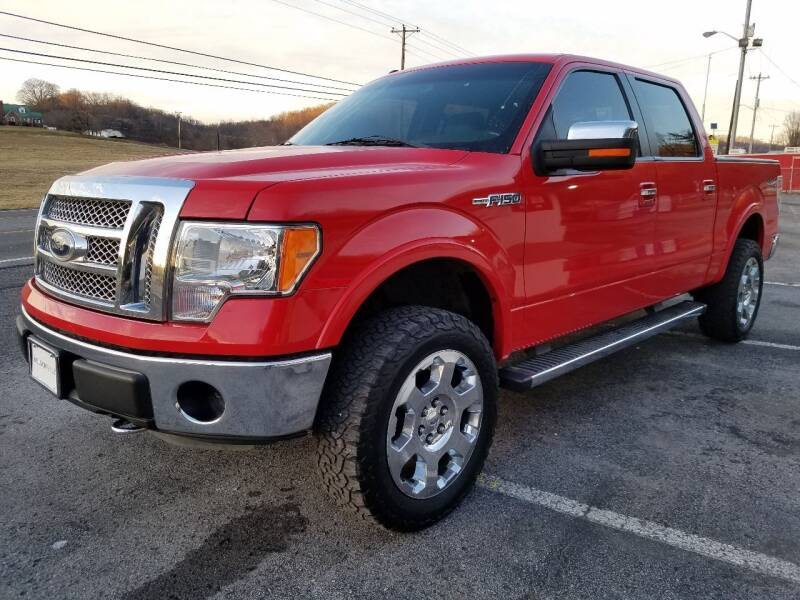 2012 Ford F-150 for sale at G T Auto Group in Goodlettsville TN