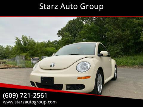 2007 Volkswagen New Beetle for sale at Starz Auto Group in Delran NJ