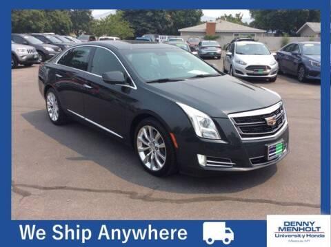 2016 Cadillac XTS for sale at Carmart 360 Missoula in Missoula MT