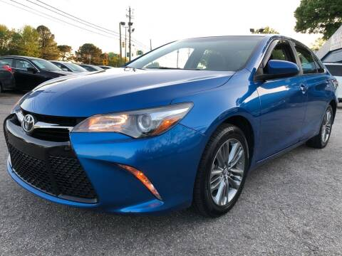 2017 Toyota Camry for sale at Capital Motors in Raleigh NC