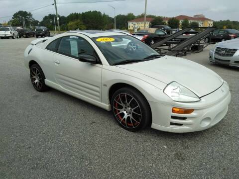2005 Mitsubishi Eclipse for sale at Kelly & Kelly Supermarket of Cars in Fayetteville NC