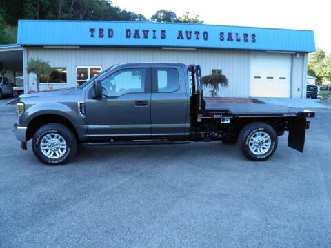 2019 Ford F-350 Super Duty for sale at Ted Davis Auto Sales in Riverton WV