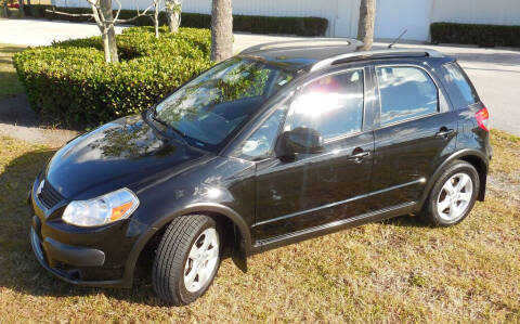2012 Suzuki SX4 Crossover for sale at Performance Autos of Southwest Florida in Fort Myers FL