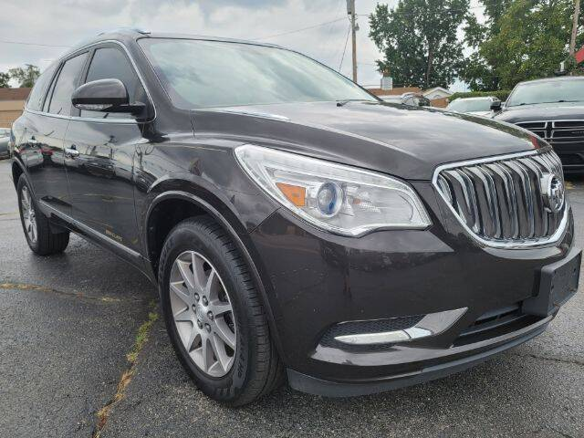 2013 Buick Enclave for sale at Dixie Automart LLC in Hamilton OH