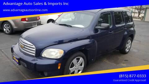 2009 Chevrolet HHR for sale at Advantage Auto Sales & Imports Inc in Loves Park IL