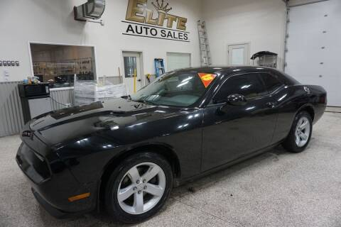 2013 Dodge Challenger for sale at Elite Auto Sales in Ammon ID