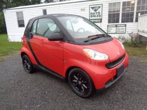 2008 Smart fortwo for sale at J & P Auto Sales INC in Olanta SC