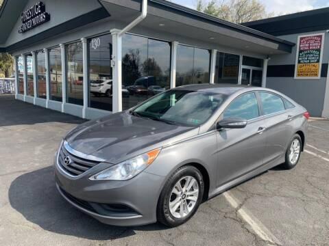 2014 Hyundai Sonata for sale at Prestige Pre - Owned Motors in New Windsor NY