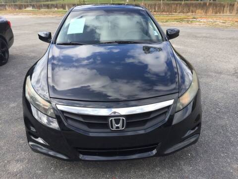 2011 Honda Accord for sale at Beckham's Used Cars in Milledgeville GA