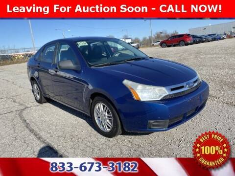 2009 Ford Focus for sale at Glenbrook Dodge Chrysler Jeep Ram and Fiat in Fort Wayne IN