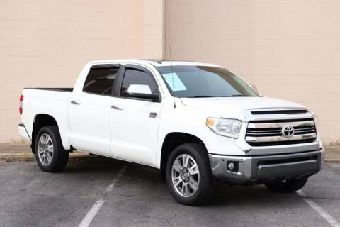 2016 Toyota Tundra for sale at El Patron Trucks in Norcross GA