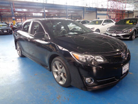 2012 Toyota Camry for sale at VML Motors LLC in Teterboro NJ