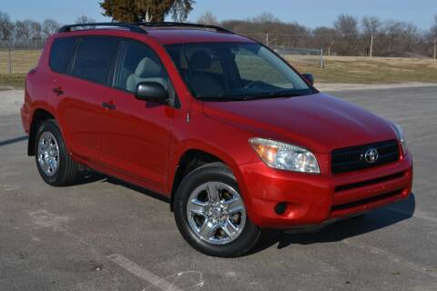 2008 Toyota RAV4 for sale at GLADSTONE AUTO SALES    GUARANTEED CREDIT APPROVAL in Gladstone MO