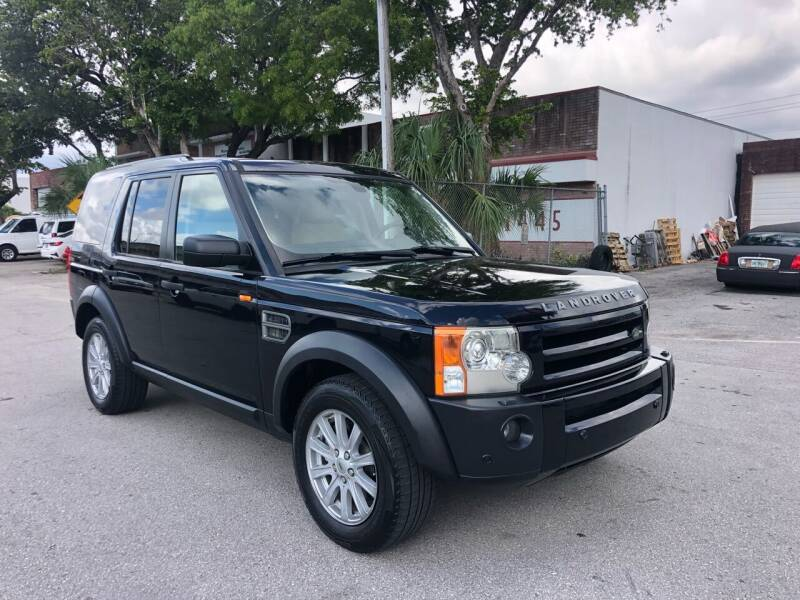 2007 Land Rover LR3 for sale at Florida Cool Cars in Fort Lauderdale FL