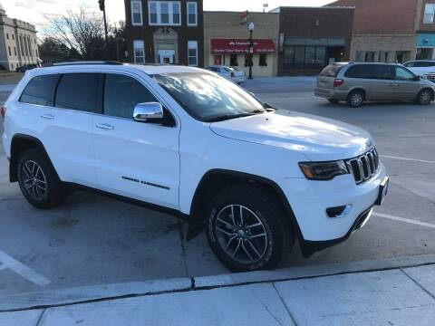 2018 Jeep Grand Cherokee for sale at Kobza Motors Inc. in David City NE