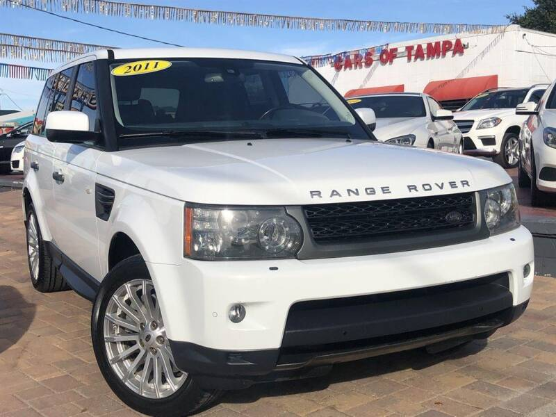 2011 Land Rover Range Rover Sport for sale at Cars of Tampa in Tampa FL