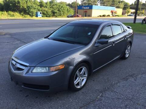 2006 Acura TL for sale at CAR STOP INC in Duluth GA