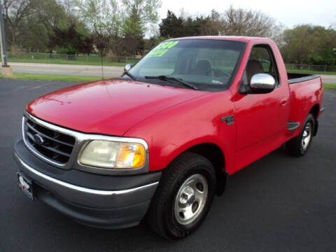 2001 Ford F-150 for sale at Steves Key City Motors in Kankakee IL