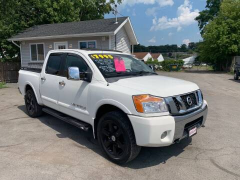 2008 Nissan Titan for sale at Automotion Auto Sales Inc in Kingston NY